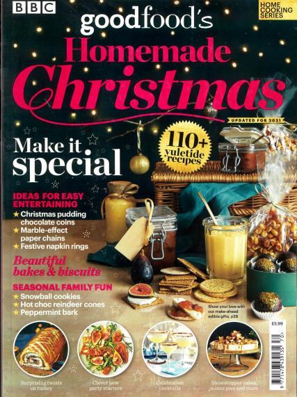 BBC Home Cooking Series magazine