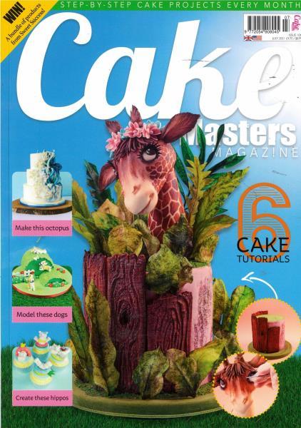 Cake Masters magazine