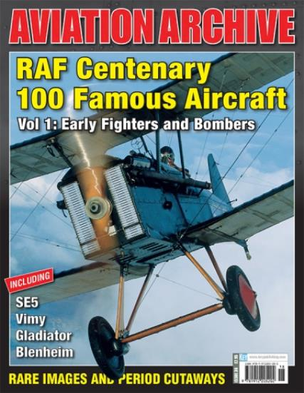 Aviation Archive magazine
