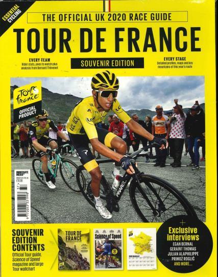 Essential Cycling Series magazine