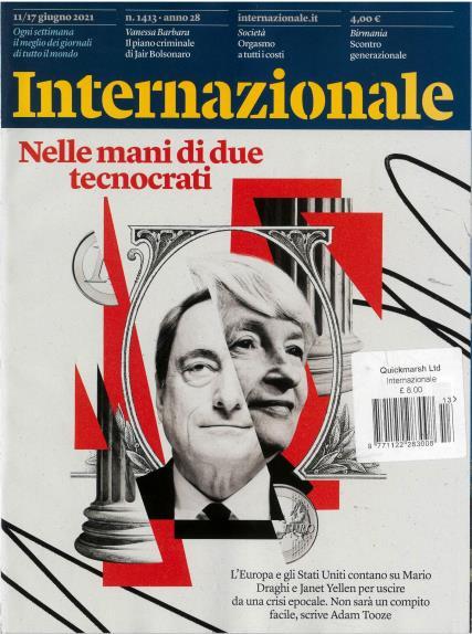 Internazionale magazine