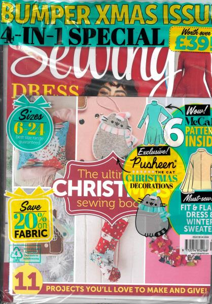 Love Sewing magazine