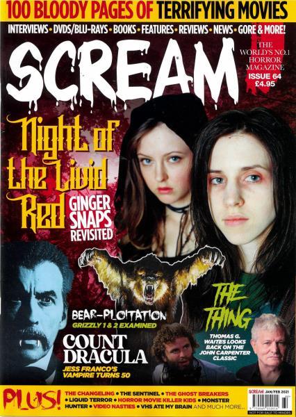 Scream magazine