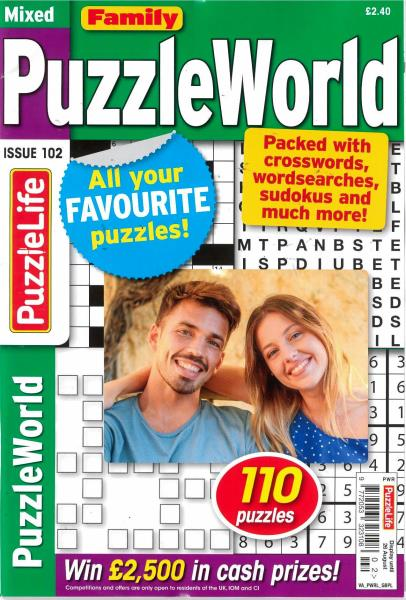 Family Puzzle World magazine