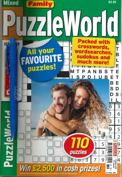 Family Puzzle World magazine