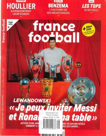France Football magazine