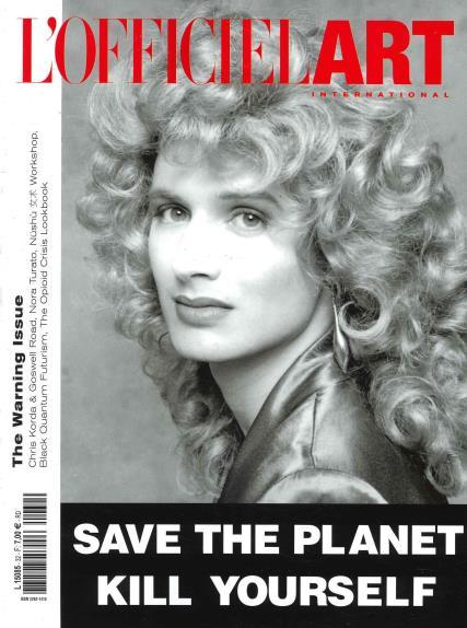 L'Officiel Art magazine