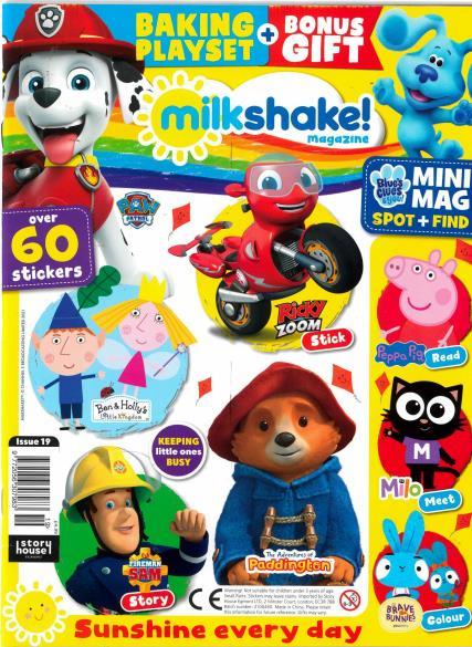 Milkshake magazine