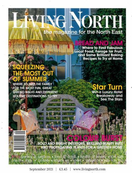 Living North magazine