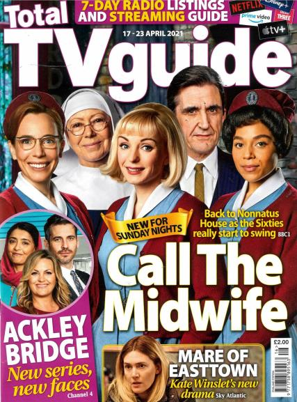 Total TV Guide - England magazine