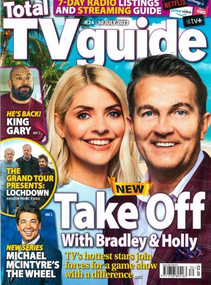 Total TV Guide - England magazine