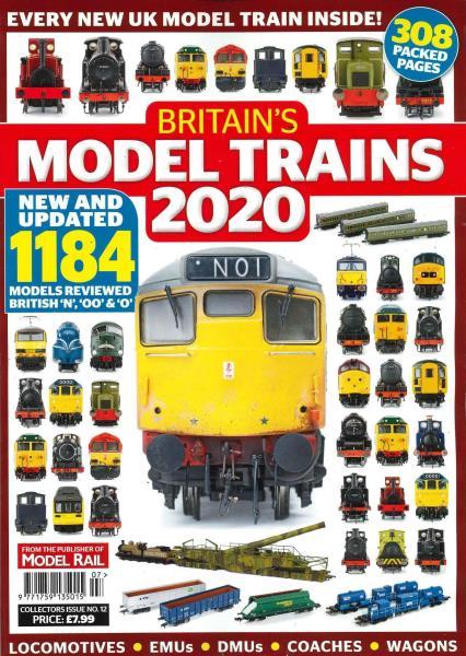 Britains Model Trains magazine