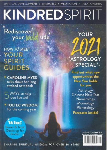 Kindred Spirit magazine