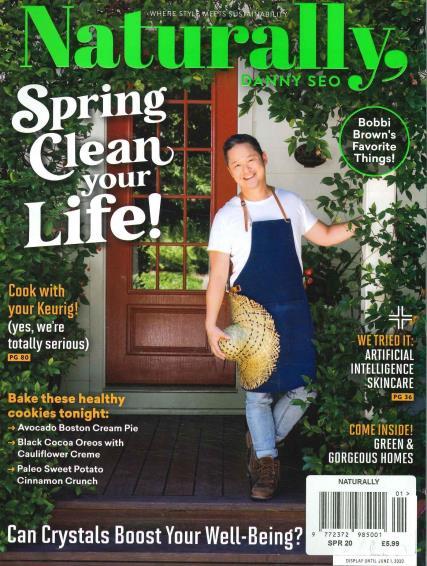 Naturally magazine