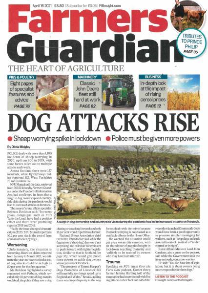 Farmers Guardian magazine