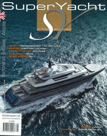 Superyacht International magazine
