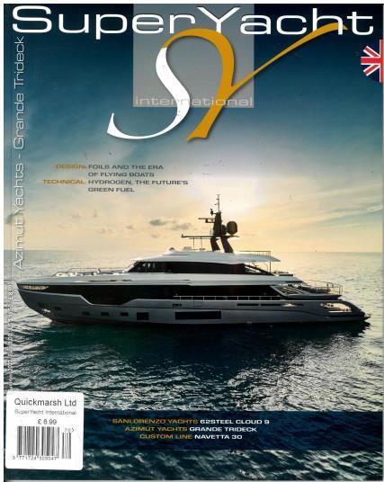 Superyacht International magazine