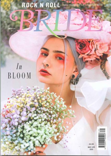 Rock n Roll Bride magazine