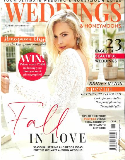 Wedding Honeymoons magazine