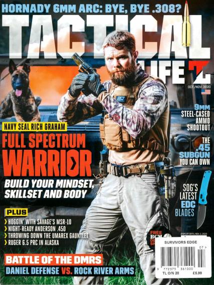 Survivor's Edge magazine