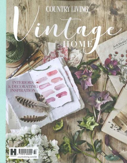 Country Living Modern Rustic magazine