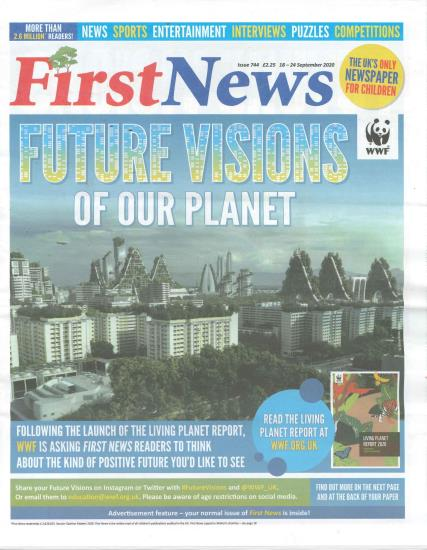 First News magazine