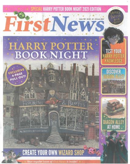 First News magazine