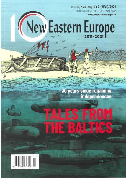 New Eastern Europe magazine