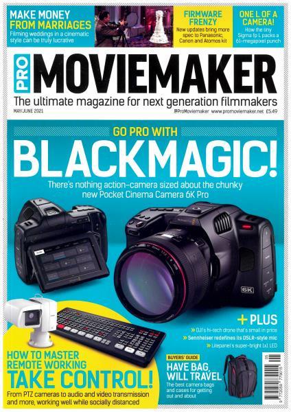Pro Moviemaker magazine