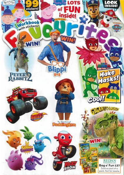 Fun to Learn - Bag o' Fun magazine