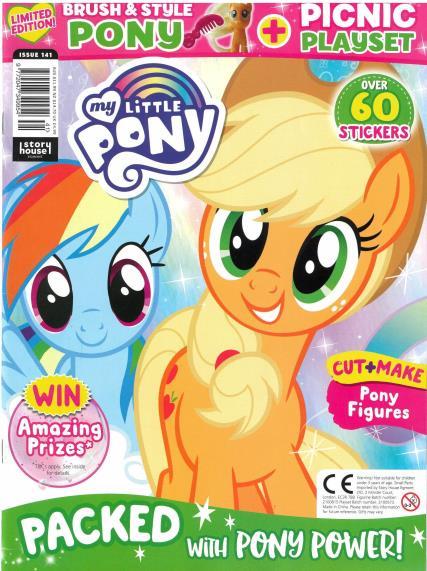 My Little Pony magazine