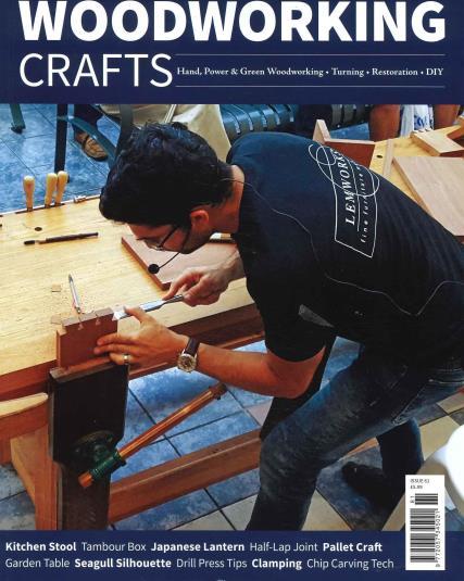 Woodworking Crafts magazine