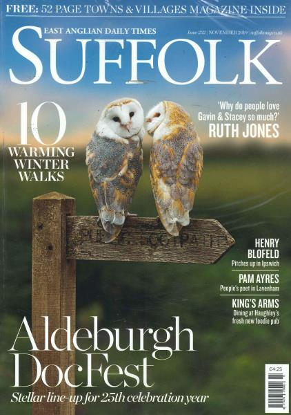 EADT Suffolk magazine