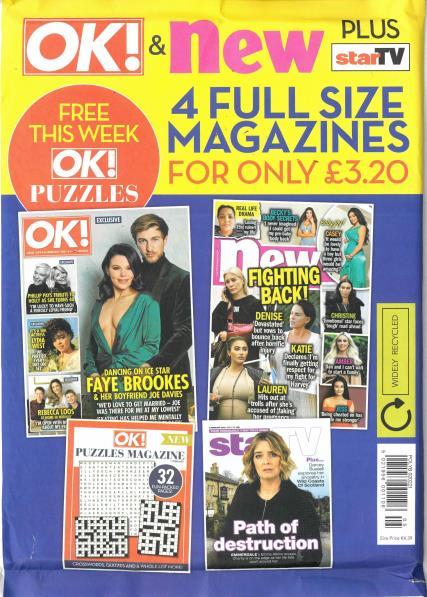 OK! Bumper pack magazine