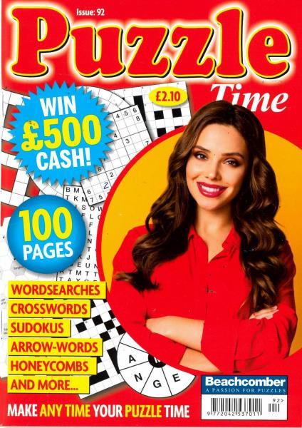 Puzzle Time magazine