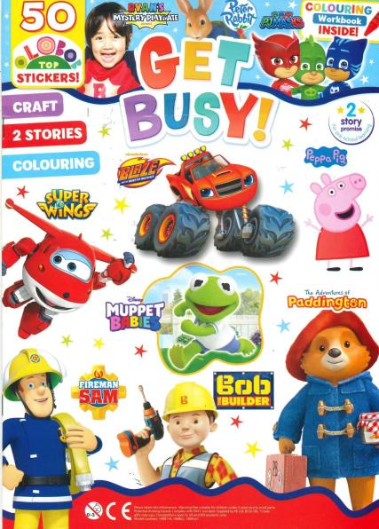 Get Busy magazine