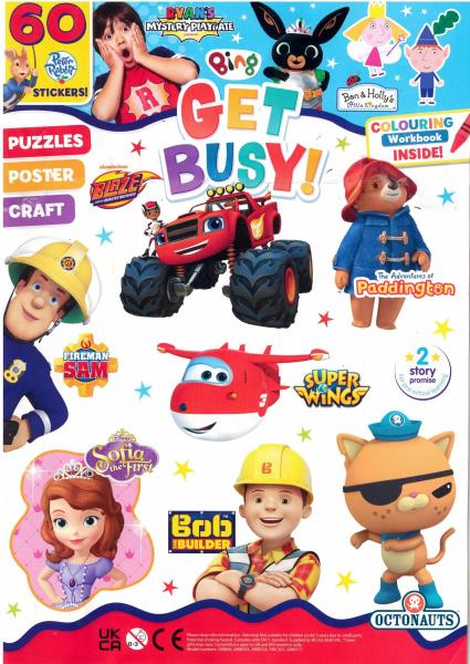Get Busy magazine
