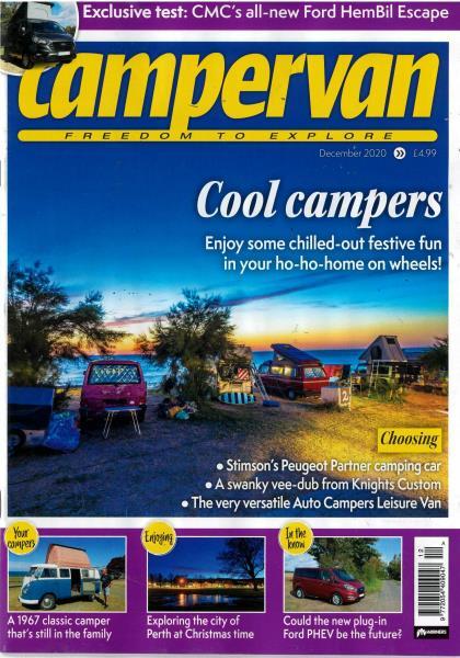 Campervan magazine