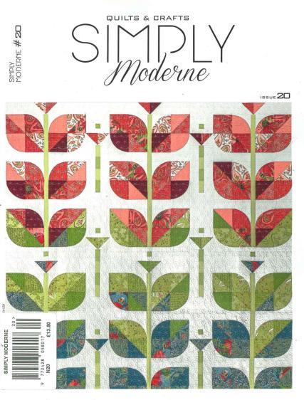 Simply Moderne magazine