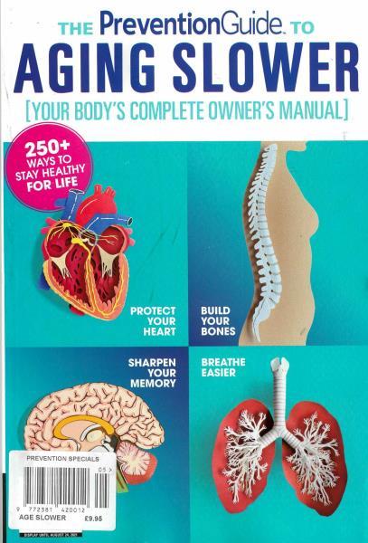 Prevention Specials magazine