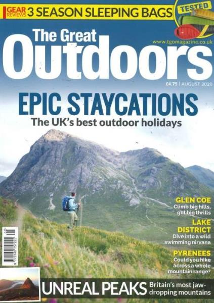 The Great Outdoors magazine