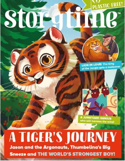 Storytime for Schools magazine
