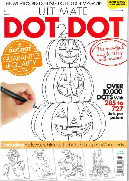 Ultimate Dot 2 Dot magazine
