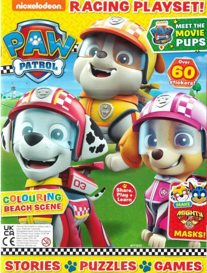 Paw Patrol magazine