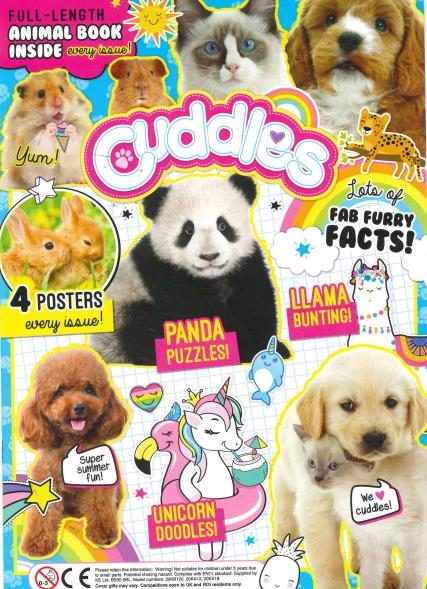 Cuddles magazine
