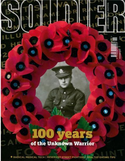 Soldier magazine