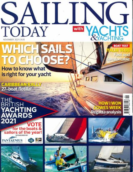 Sailing Today  magazine