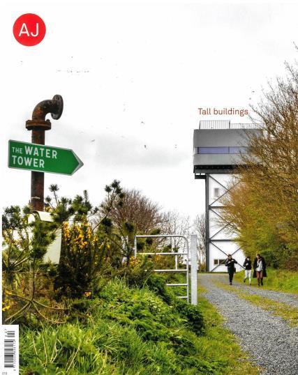 Architects' Journal magazine