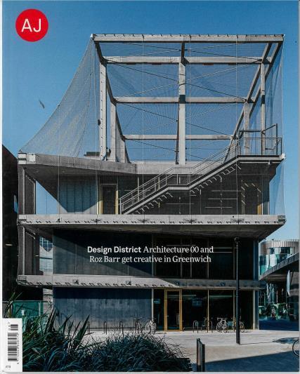 Architects Journal magazine