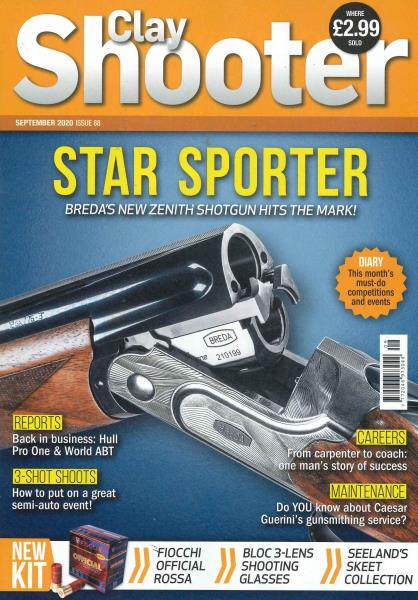 Clay Shooter magazine